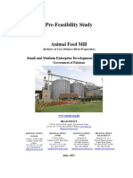 Animal Feed Mill Rs. 90.42 Million Jun-2017