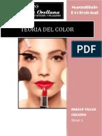 teoria del color maquillaje