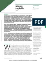 9. Neuroborreliosis and Neurosyphilis