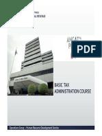 2 BTAC Pg Overview