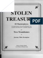 Kempton - Stolen Treasures
