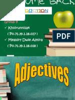 9. Adjective