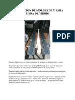Modelismo_Como Hacer Moldes de y Para Fibra de Vidrio
