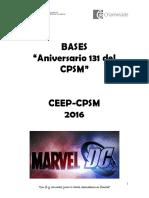 Bases Aniversario CSPM 2016