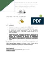 Contratos de Obras y Sus Modalidades de Contratación