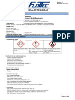 Flottec F181-05 Frother SDS SP r00 2018-08-08 (002)