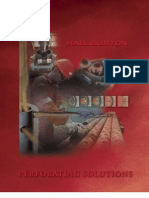 Halliburton - Perforating Solutions