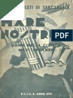 Moleti Di Sant'Andrea, Egidio. - Mare Nostrum [1928]