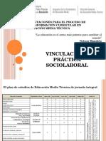Vinculacion Sociolaboral