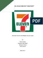 Economics Firm Analysis 7-11