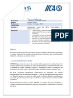Ficha Informativa Convocatoria Becas Funiber-iica