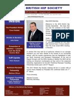 BHS 2016 Newsletter