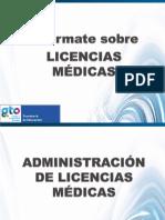 LICENCIAS MEDICAS SEG