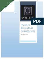 Trabajo Aplicativo Empresarial-uber 1