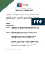 Séptimo encuentro internacional de Editoriales Cartoneras
