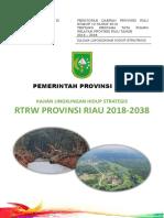 Laporan Klhs Rtrw Riau