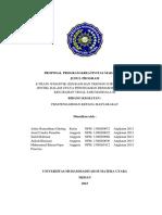 Proposal PKM