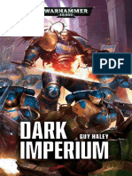 Warhammer Imperio Oscuro