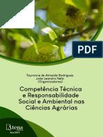 competencia tecnica e responsabilidade social e ambiental nas ciencias agrarias