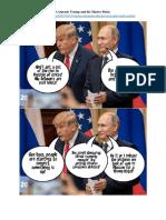 Comrade Trump and His Master Putin