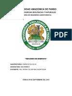 Edafologia y Sistemas Agroforestales