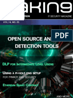 Preview Open Source Android Detection Tools