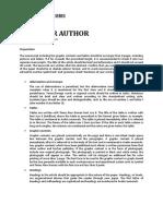 Author Guideline for u Ip Health Med