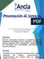 Presentación Ancla