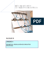 Circuitos Intuitivos. Método Cascada Neumatica
