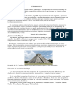 Cultura Maya Ivanna