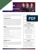 Pos19 - Informativo Ead - Cincias Criminais
