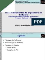 Aula 6 - Processo de Software - Processo Unifcado (1)