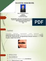 Ppt Dermatitis Seboroik ( Dd )