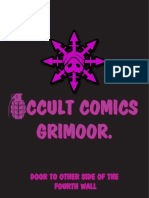 Occult Comics Grimoor-En