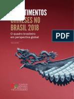 investimentos chineses no Brasil