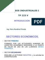 INTRODUCCIÓN - TP223V