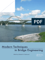K. M. Mahmoud, Modern Techniques in Bridge Engineering, 2011