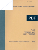 Soil types of NZ