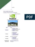 Nvidia Company