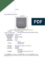 Intel 286 CPU