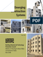 Emerging Construction Systems