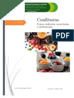 Guiatura Confituras , frutas confitadas abrillantadas y escarchadas