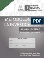 Metodología de La Investigación 2019-2 (1)