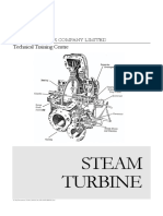 Steam Turbine FFC