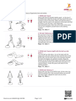Ankle Knees Stability