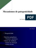 Aula teórica 02 - Slide - Mecanismos de patogenicidade.pdf