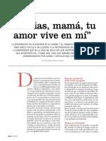 Gracias Mama Por Tu Amor Revista