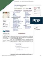 Encapsulamiento en Java - Curso Online de Programación en Java de Ciberaula