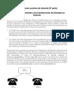 Configuración Práctica de Asterisk (9ª Parte) Canreinvite, Directmedia y Las Transferencias de Llamadas en Asterisk
