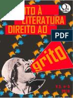 Odara. Revista de Arte e Literatura. v5 n5